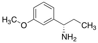 (1S)-1-(3-methoxyphenyl)propylamine