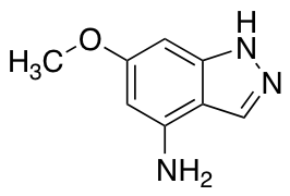 4-Amino-6-methoxy 1H-Indazole