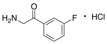 2-Amino-1-(3-fluorophenyl)ethanone Hydrochloride