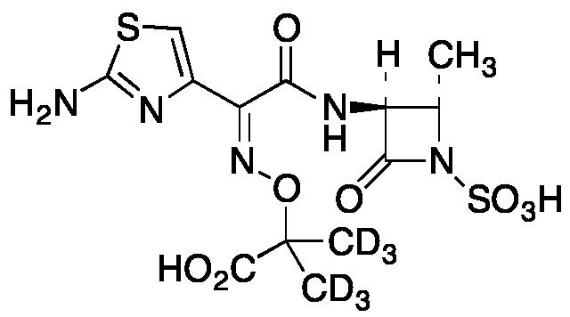 Aztreonam-d6