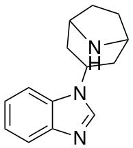 1-(8-Azabicyclo[3.2.1]octan-3-yl)benzimidazole