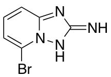 5-Bromo-[1,2,4]triazolo[1,5-a]pyridin-2-ylamine