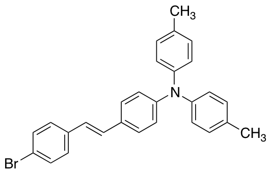 4-Bromo-4'-[di(p-tolyl)amino]stilbene