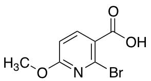 2-Bromo-6-methoxynicotinic Acid
