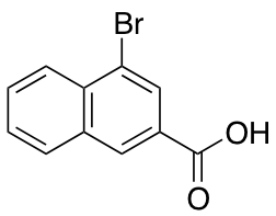 4-Bromonaphthalene-2-carboxylic Acid