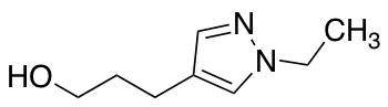3-(1-Ethyl-1H-pyrazol-4-yl)propan-1-ol