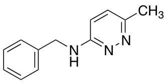 N-Benzyl-6-methylpyridazin-3-amine