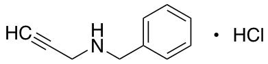 N-Benzyl-2-propyn-1-amine Hydrochloride