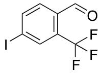 4-Iodo-2-(trifluoromethyl)benzaldehyde