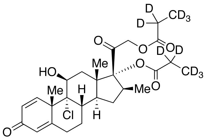 Beclomethasone Dipropionate-d10