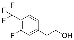 3-Fluoro-4-(trifluoromethyl)benzeneethanol