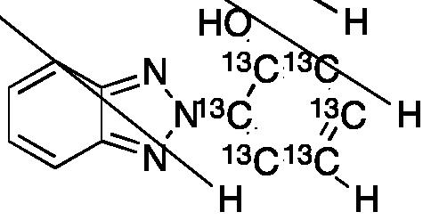 2-Benzotriazolyl-phenol-13C6