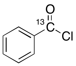 Benzoyl-1'-13C Chloride