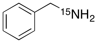 Benzenemethanamine-15N