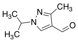 1-Isopropyl-3-methyl-1H-pyrazole-4-carbaldehyde