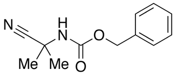 Benzyl [1-Cyano-1-methylethyl]carbamate