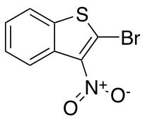 2-Bromo-3-nitro-1-benzothiophene