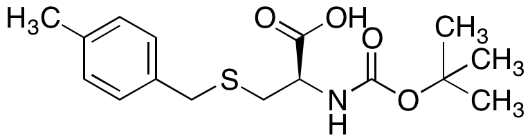 Boc-L-Cys(pMeBzl)-OH