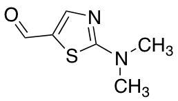 2-(Dimethylamino)-1,3-thiazole-5-carbaldehyde