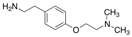 2-{4-[2-(Dimethylamino)ethoxy]phenyl}ethan-1-amine