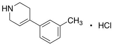 4-(3-Methylphenyl)-1,2,3,6-tetrahydropyridine Hydrochloride