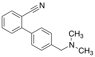 2-{4-[(Dimethylamino)methyl]phenyl}benzonitrile