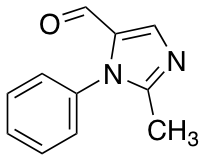 2-Methyl-1-phenyl-1H-imidazole-5-carbaldehyde