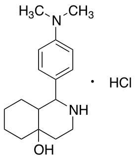 1-[4-(Dimethylamino)phenyl]octahydro-4a(2H)-isoquinolinol Hydrochloride