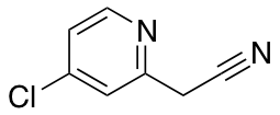 2-(4-Chloropyridin-2-yl)acetonitrile