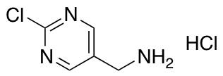 (2-chloropyrimidin-5-yl)methanamine hydrochloride