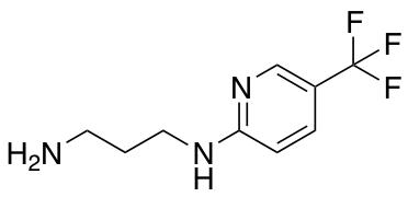 N-(3-aminopropyl)-5-(trifluoromethyl)pyridin-2-amine