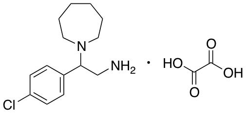 2-Azepan-1-yl-2-(4-chloro-phenyl)-ethylamine Oxalate