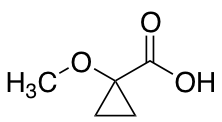 1-methoxycyclopropane-1-carboxylic acid