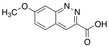 7-methoxycinnoline-3-carboxylic Acid