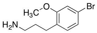 3-(4-Bromo-2-methoxyphenyl)propan-1-amine