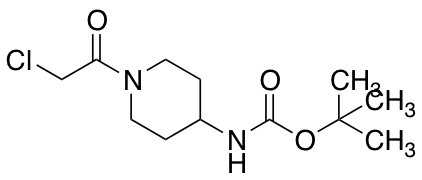 1-(Chloroacetyl)-4-(tert-butoxycarbonyl)aminopiperidine