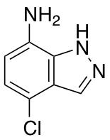 4-Chloro-1H-indazol-7-amine