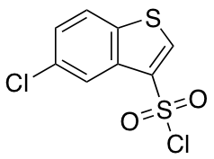 5-Chloro-1-benzothiophene-3-sulfonyl Chloride