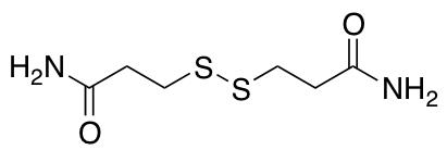 3-[(3-Amino-3-oxopropyl)disulfanyl]propanamide