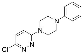 3-Chloro-6-(4-phenylpiperazin-1-yl)pyridazine