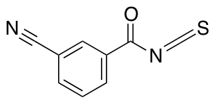 3-Cyanobenzoyl Isothiocyanate
