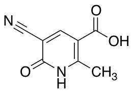 5-Cyano-2-methyl-6-oxo-1,6-dihydro-3-pyridinecarboxylic Acid