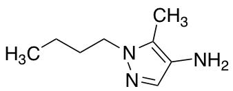 1-Butyl-5-methyl-1h-pyrazol-4-amine