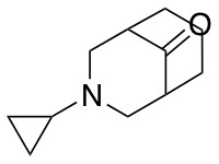 3-Cyclopropyl-3-azabicyclo[3.3.1]nonan-9-one