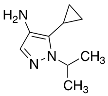 5-Cyclopropyl-1-(propan-2-yl)-1h-pyrazol-4-amine