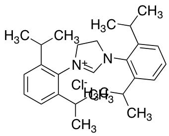 1,3-Bis(2,6-diisopropylphenyl)imidazolinium Chloride