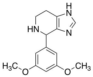 4-(3,5-Dimethoxyphenyl)-4,5,6,7-tetrahydro-3H-imidazo[4,5-c]pyridine