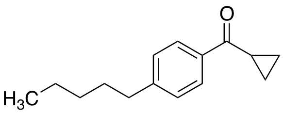 cyclopropyl(4-pentylphenyl)methanone