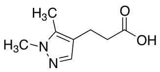 3-(1,5-Dimethyl-1H-pyrazol-4-yl)propanoic Acid