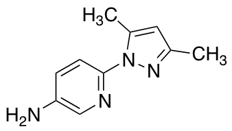 6-(3,5-Dimethyl-1H-pyrazol-1-yl)pyridin-3-amine